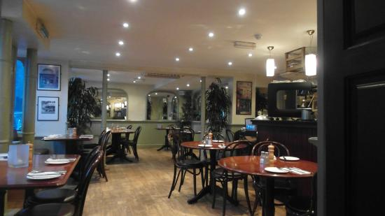 The White Swan Hotel: restuarant