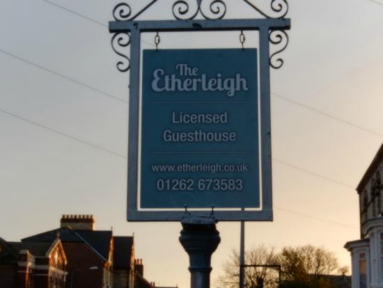 The Etherleigh : New signs