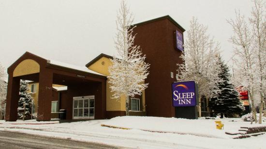 Sleep Inn: Sleep in Snow