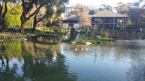 Loi Suites Arenales Hotel: JARDIM JAPONES