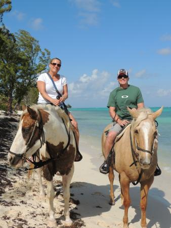 Coral Stone Stables: Horseback Riding Grand Cayman