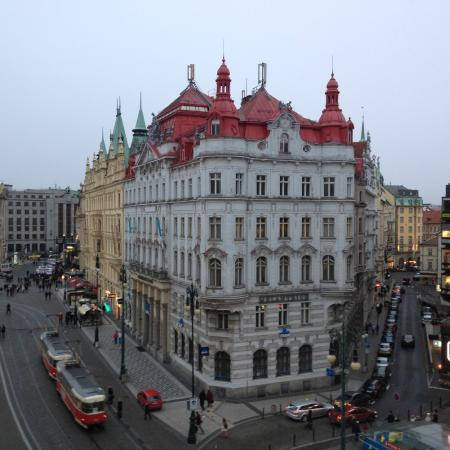 410 picture of hotel city centre prague for Hotels in prague city centre