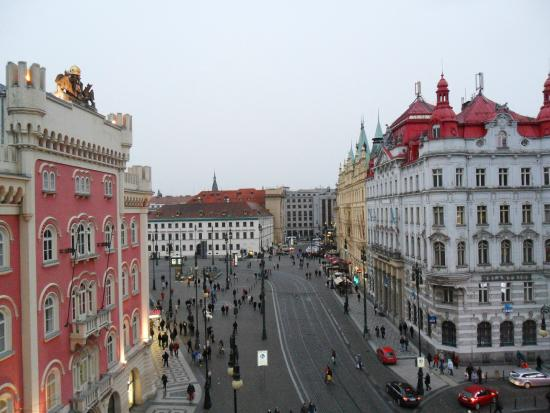 Picture of hotel city centre prague for Hotels in prague centre