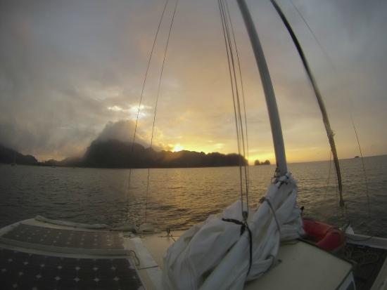 Siam Sailing: Start the day with the sun and you will never regret it
