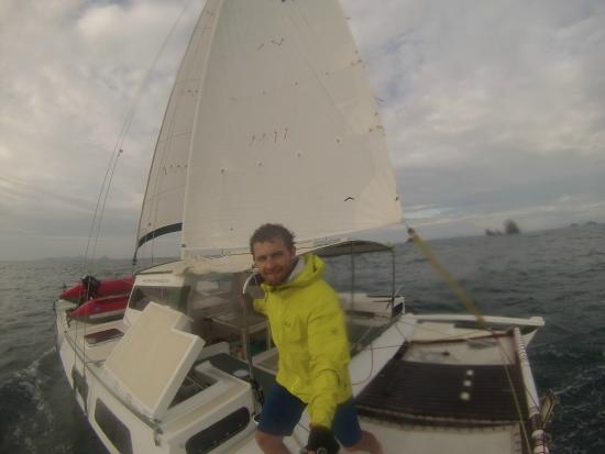 Siam Sailing: During early hours it could be a bit chilly, but just until 8am :)