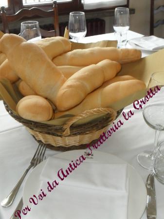 tutti i giorni il pane fatto in casa
