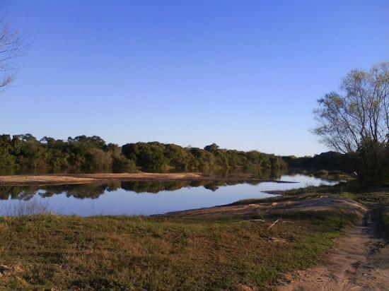 São Vicente do Sul, RS: agua