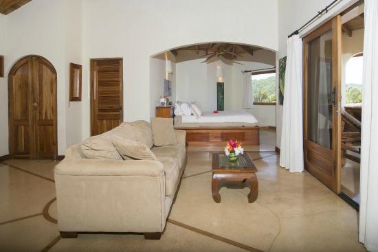 Los Altos de Eros: Eros Suite Living Room
