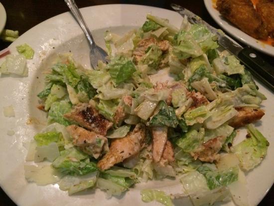 1760 Pub N Grille: Chicken salad. Typical.