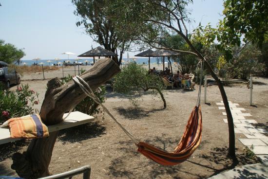 Mani Beach Camping