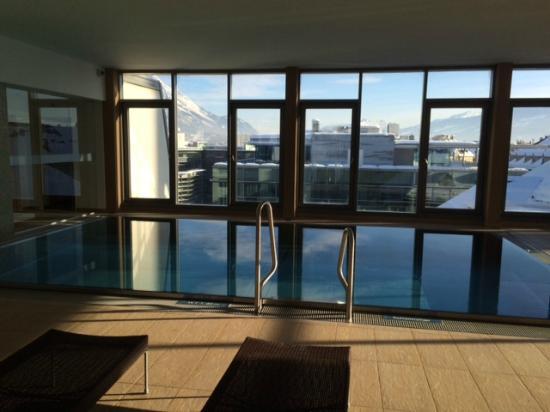 Pool Bild Von Hotel Grauer B R Innsbruck Tripadvisor