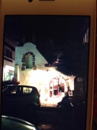 Christo's Garden Cafe bar