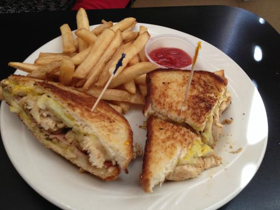 Silk Mill Grille: Cuban Sandwich