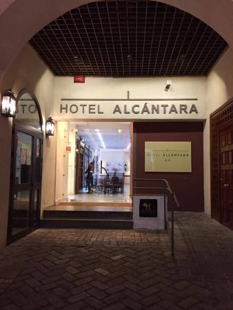 Hotel Alcantara: Alcantara