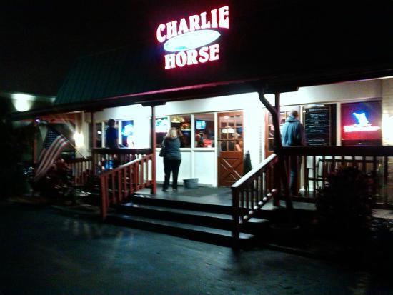 Charlie Horse Restaurant: exterior