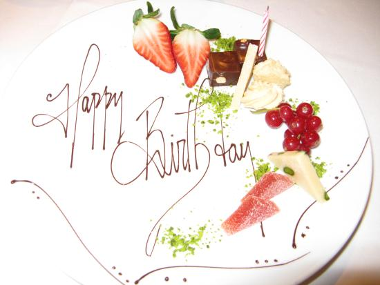 birthday wishes picture of benares restaurant bar london