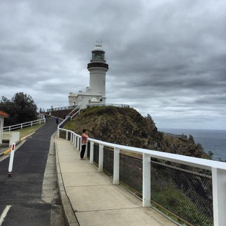 Cape Byron State Conservation Area : Маяк