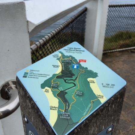 Cape Byron State Conservation Area : Мини-карта