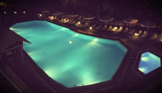 Corfu Village Hotel : La piscina del Corfù Village