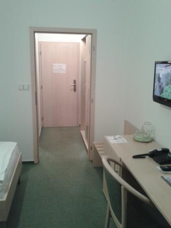 Hotel Senimo: Pokoj