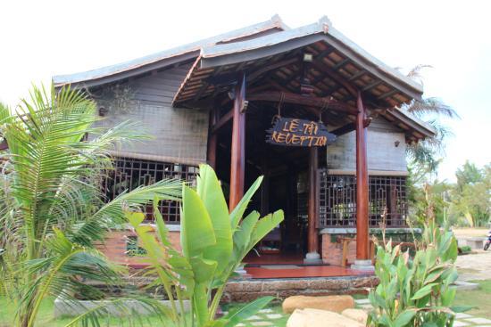 Blue Shell Resort : отель