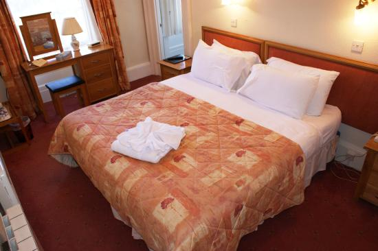 Grange Lodge Hotel: Bedroom