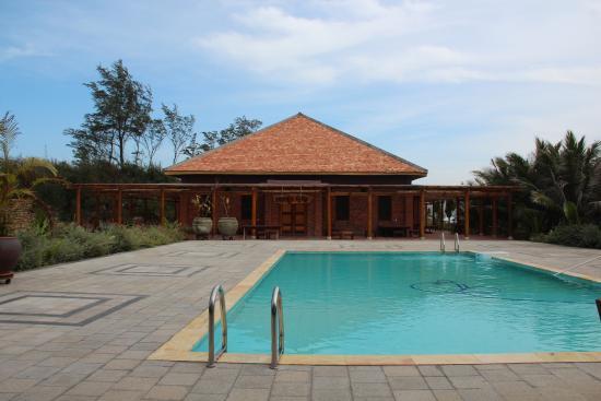 Blue Shell Resort: Бассейн