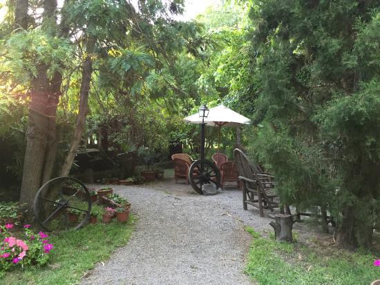 Santa Clara: Jardines