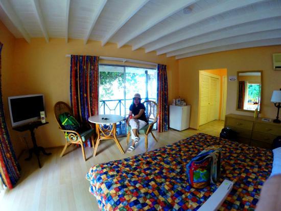 Sunset Shores Beach Hotel: Ocean View Room