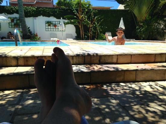 Ubatuba Palace Hotel: piscina