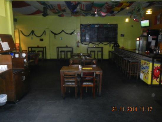 LOKI Lima: Bar restaurante