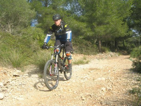 Chainguide Mountain Biking Mallorca