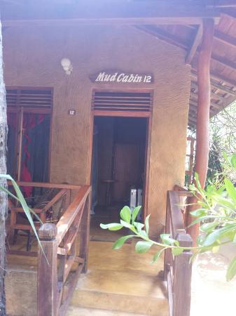 Ganesh Garden Beach Cabanas: Bungalow