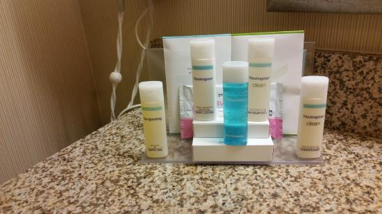 Hampton Inn Rutland/Killington: Bathroom Extras