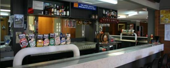 Kadina, Australia: Bar