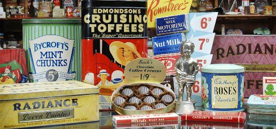 Oakham Treasures: Sweets
