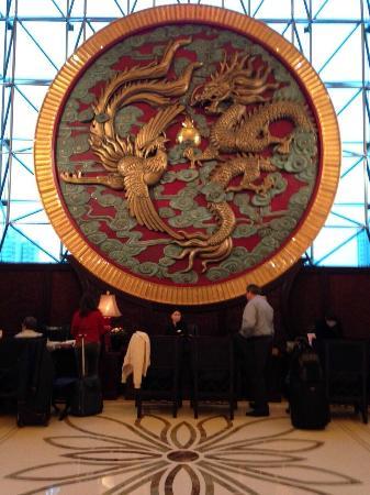 Yuda Palace Hotel : Recepção do Hotel