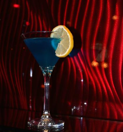 Nicky Blaine's Cocktail Lounge: Here is the Mae West. Always especially delicious during Colt's Season.