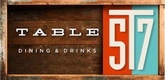 Table 57 Dining & Drinks