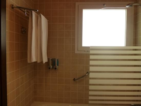 CalaMijas Hotel: Baño