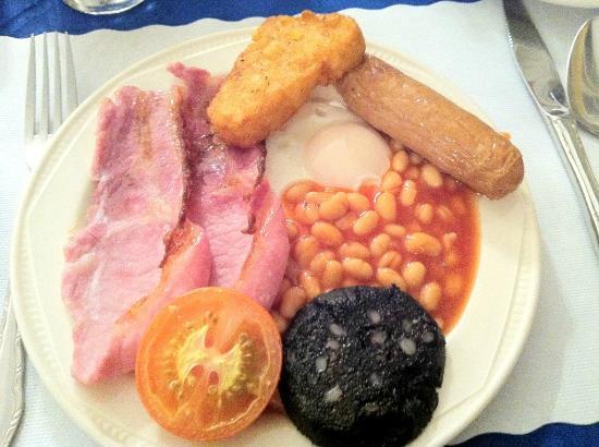 A4 Hotel : colazione