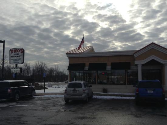 Kimball, MI: Theo's Family Restaurant