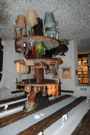 Musée Valaisan de la Vigne et du Vin, Château de Villa