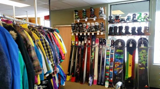 Christy Sports Ski and Snowboard: Ski Rentals Frisco, CO