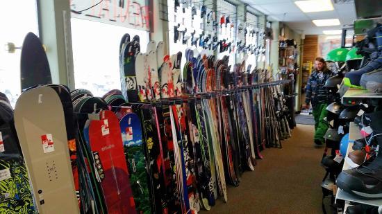 Christy Sports Ski and Snowboard: Frisco Ski and Snowboard Shop