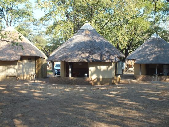 Letaba Rest Camp: De rondavel