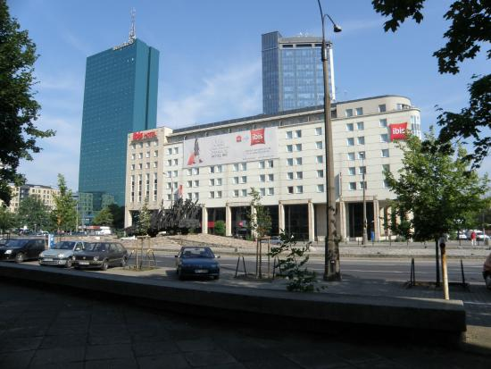 Ibis Warszawa Centrum: hotel
