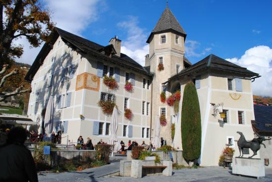 Château de Villa : Magnificent