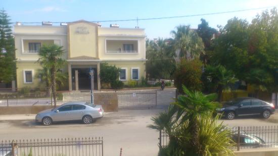 Naias Hotel: Stari deo hotela