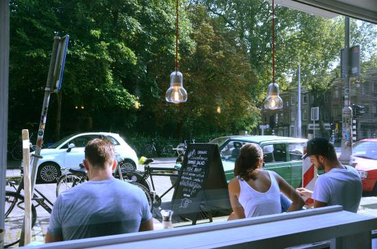 Photo of Cafe Scandinavian Embassy at Sarphatipark 34, Amsterdam 1072 PB, Netherlands